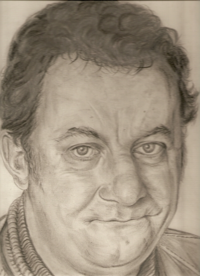 Coluche by mijos